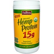 Nutiva Organic Hemp Protein - 15 g - 16 oz