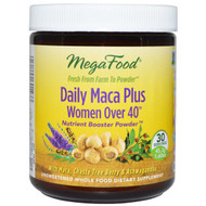 MegaFood, Daily Maca Plus, Women Over 40, 1.60 oz (45.3 g)