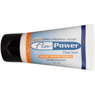 FlexPower, Pain Relief Cream, Clean Scent, 2 oz (57 g)