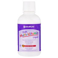 MRM, Kids Multi-Vitamin Liquid, Orange-Mango, 16 fl oz (480 ml)