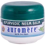 Auromere, Ayurvedic Neem Balm, 2 oz (56 g)