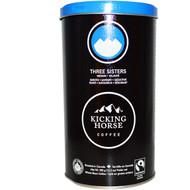 Kicking Horse, Three Sisters, Medium, Whole Bean Coffee, 12.3 oz (350 g)