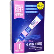 Dream Water, Sleep Powder, Snoozeberry, 10 Sticks, 3 g Each
