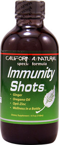 California Natural Immunity Shots -- 4 fl oz