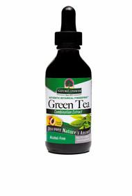 Natures Answer, Green Tea,  Peach - 2 fl oz