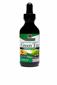 Natures Answer, Green Tea,  Peach - 2 fl oz
