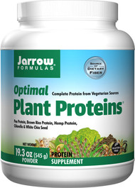 Jarrow Formulas Optimal Plant Proteins - 19.3 oz