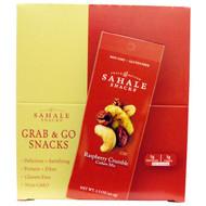 Sahale Snacks, Raspberry Crumble Cashew Mix, 9 Packs, 1.5 oz (42.5 g) Each