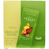 Sahale Snacks, Mango Tango Almond Mix, 9 Packs, 1.5 oz (42.5 g) Each