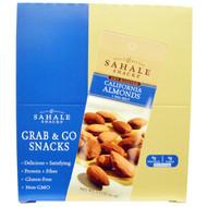 Sahale Snacks, Dry Roasted, California Almonds + Sea Salt, 9 Packs, 1.5 oz (42.5 g) Each