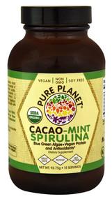 Pure Planet Choco-Mint Spirulina - 15 Servings