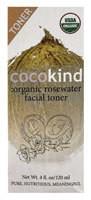 cocokind Organic Rosewater Facial Toner - 4 fl oz