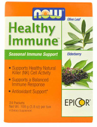 NOW Foods Healthy Immune Seasonal Support - 24 Packets