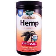Nature's Way, EfaGold, Hemp Protein & Fiber, Cold Milled Powder, 16 oz (454 g)