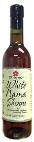 Ohsawa White Nama Shoyu Soy Sauce -- 12.68 oz