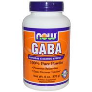 Now Foods, GABA, Powder, 6 oz (170 g)