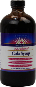 Heritage Products Cola Syrup - 16 fl oz
