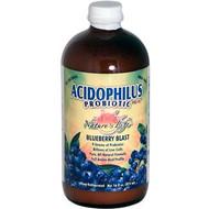 Nature's Life, Acidophilus Probiotic, Pro-96, Blueberry Blast, 16 fl oz (474 ml)