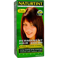 Naturtint, Permanent Hair Color, 7.7 Teide Brown, 5.28 fl oz (150 ml)