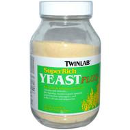 Twinlab, SuperRich Yeast Plus, 16 oz (453.6 g) Powder