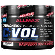 ALLMAX Nutrition, C:VOL, Professional-Grade Creatine + Taurine + L-Carnitine Complex, Raspberry Kiwi Kamikaze, 4.4 oz (125 g)