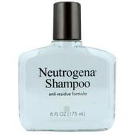Neutrogena, The Anti-Residue Shampoo, All Hair Types, 6 fl oz (175 ml)