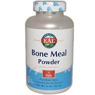 KAL, Bone Meal Powder, 16 oz (454 g)