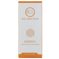 BCL, Be Care Love, 100% Pure Essential Oil Blend, Energy, 0.34 fl oz (10 ml)