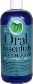 Oral Essentials, Mouthwash, Dry Mouth Formula with Zinc, 16 oz (473 ml)