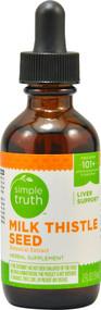 Simple Truth Milk Thistle Seed -- 2 fl oz