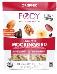 Low FODMAP Food Co Organic Trail Mix Gluten Free Mockingbird - 6 Bags