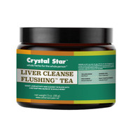 Crystal Star, Liver Cleanse Flushing Tea, 3 oz (85 g)