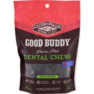 Castor & Pollux, Good Buddy, Dental Chews, Mini Bones, For Dogs, 28 Bones