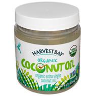 Harvest Bay, Organic, Extra Virgin Coconut Oil, 16 oz (454 g)