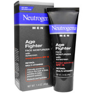 Neutrogena, Men, Age Fighter Face Moisturizer with Sunscreen, SPF 15, 1.4 oz (40 g)