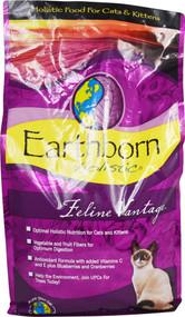 Earthborn Holistic Feline Vantage Natural Dry Cat & Kitten Food - 6 lbs