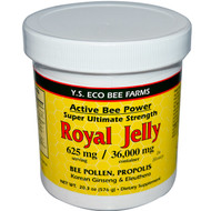 YS Eco Bee Farms Active Bee Power Royal Jelly Paste - 625 mg - 20.3 oz