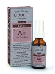 Liddell Homeopathic Detox Pollution Spray - 1 fl oz
