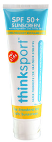 3 PACK of Thinkbaby For Kids Sunscreen SPF 50 + -- 3 fl oz