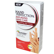 Hand Perfection, Anti-Aging Hand Care, Nourishing Day Cream SPF 15, 1.7 fl oz (50 ml)