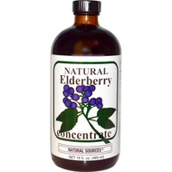 Natural Sources Elderberry Concentrate Blend - 16 fl oz