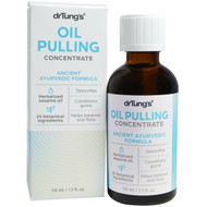 Dr. Tungs, Oil Pulling Concentrate, Ancient Ayurvedic Formula, 1.7 fl oz (50 ml)