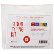 Dadamo, Blood Typing Kit, 1 Easy Self-Testing Kit