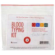 Dadamo, Blood Typing Kit, 1 Easy Self-Testing Kit