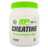 MusclePharm, Creatine Essentials, Unflavored, 1.32 lbs (600 g)