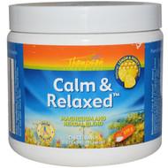 3 PACK OF Thompson, Calm & Relaxed,  Natural Lemon & Honey Flavor, 270 g