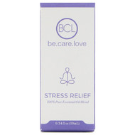 BCL, Be Care Love, 100% Pure Essential Oil Blend, Stress Relief, 0.34 fl oz (10 ml)
