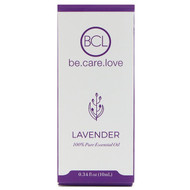 BCL, Be Care Love, 100% Pure Essential Oil, Lavender, 0.34 fl oz (10 ml)
