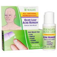 Seagate, Olive Leaf Acne Remedy, 1 fl oz (30 ml)