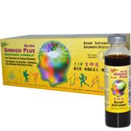 Prince of Peace, Ultra Ginkgo Plus, Endurance Formula, 30 Bottles x 0.34 fl oz (10 cc) Each